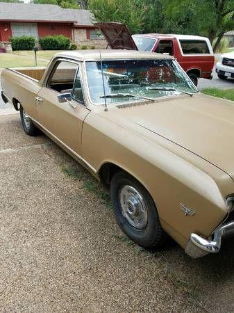 1967 Chevrolet El Camino 1