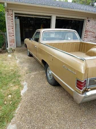 1967 Chevrolet El Camino 7