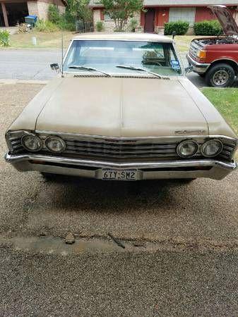 1967 Chevrolet El Camino 9