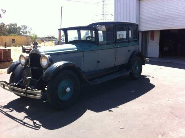 1926 Paige Model 6-75