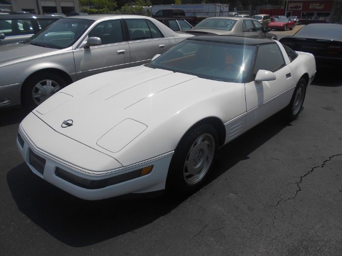 1992 Chevrolet Corvette LT1
