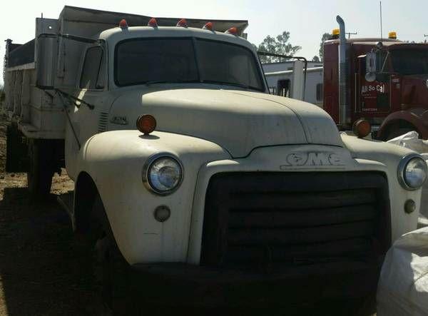 1954 GMC Dump Truck