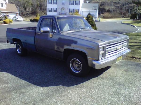 1982 Chevrolet C10 Silverado