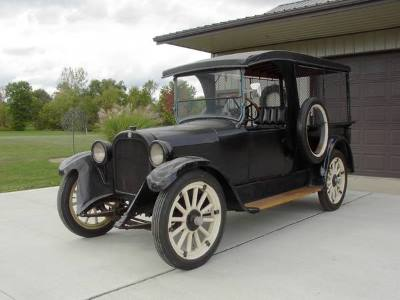 1925 Dodge Brothers Screenside Truck