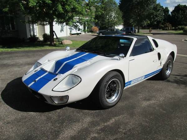 1967 Ford GT Kit Car