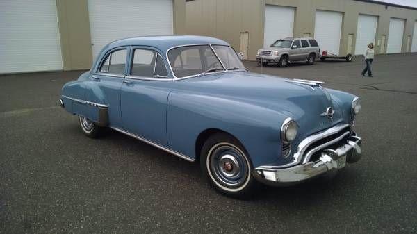 1950 Oldsmobile Futruama