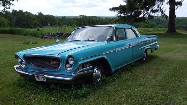 1962 Chrysler New Port