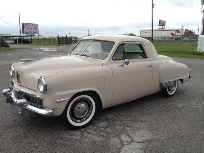 1947 Studebaker Champion 2