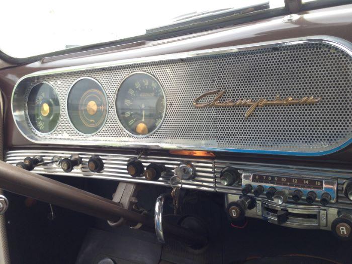 1947 Studebaker Champion 6