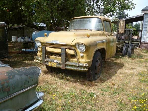 1956 Chevrolet 6500