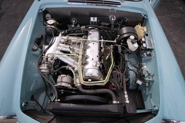 1969 Mercedes Benz 280SL 8