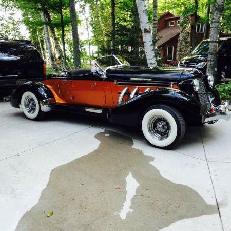 1979 Auburn Speedster 876