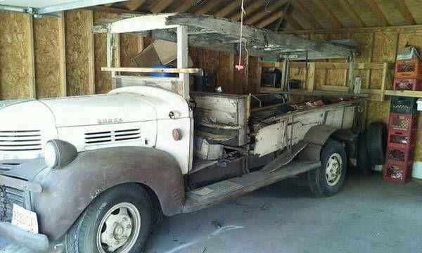 1946 Dodge Brothers Huckster
