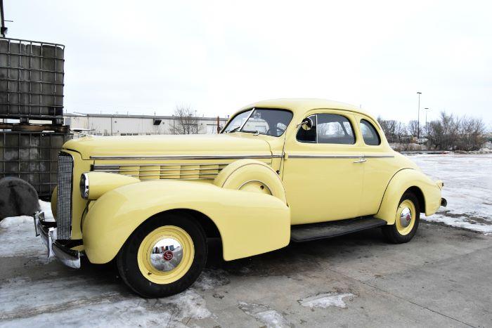 1938 Cadillac La Salle Coupe
