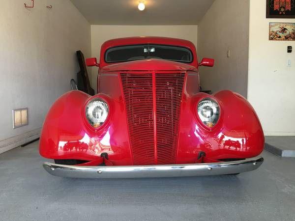 1937 Ford Humpback Street Rod