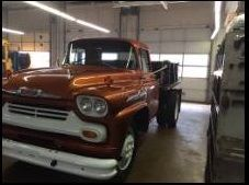 1958 Chevrolet C60 Dump Truck