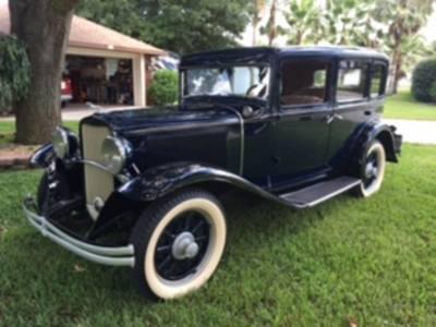 1931 Dodge Sedan DH6
