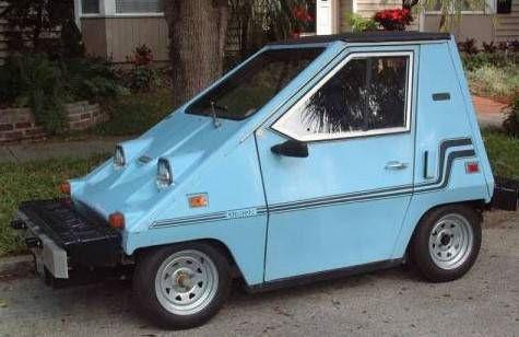 1980 Comuta Elcetric Car