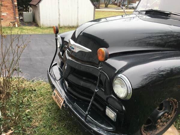 1954 Chevrolet 4400 6