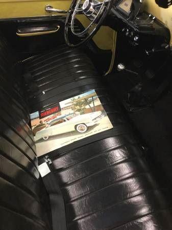1953 Mercury Convertible 4