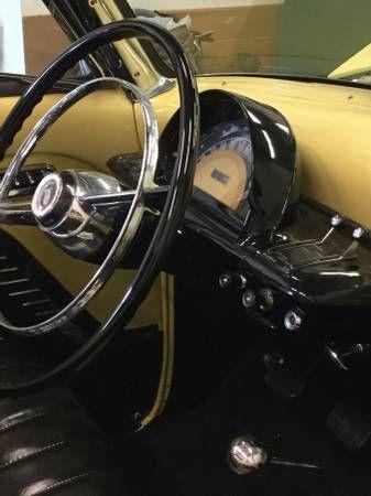 1953 Mercury Convertible 5