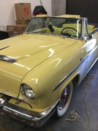 1953 Mercury Convertible 1