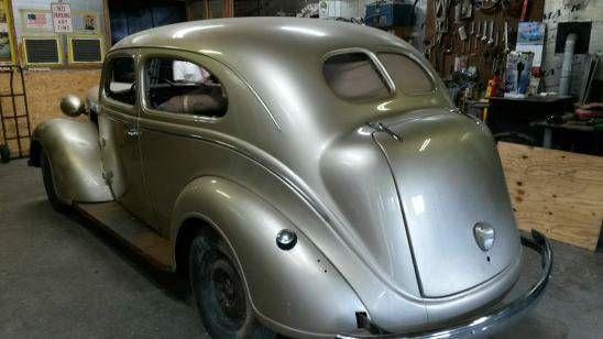 1937 Chrysler Royal 2