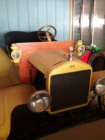 1922 Ford Model T Speedster
