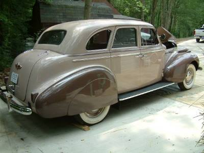 1939 Buick Model 41