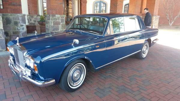 1966 Rolls Royce Silver Shadow