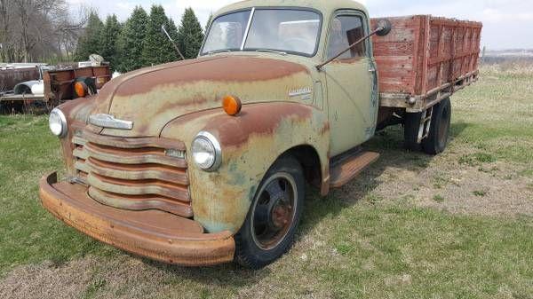 1950 Chevrolet 4400