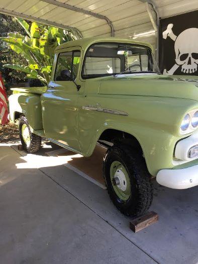 1958 Chevrolet Napco