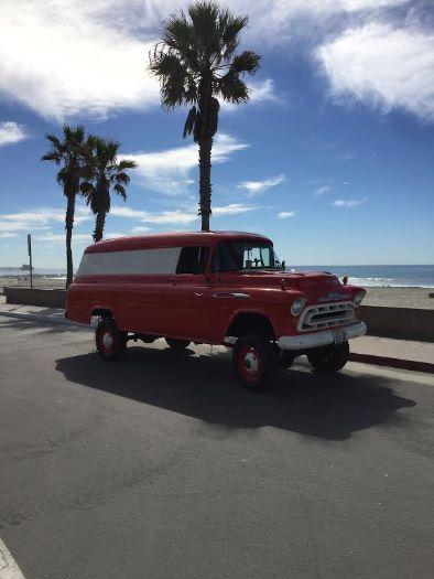 1957 Chevrolet Napco