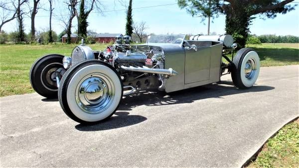 1929 Ford Roadster Pickup Hot Rod