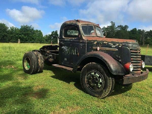 1947 GMC 622 Semi