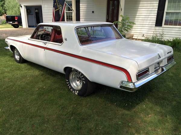 1963 Dodge Max Wedge