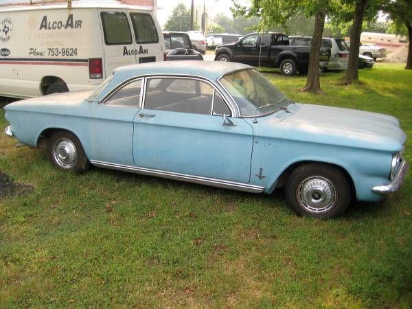 1964 Chevrolet Corvair Monza 900