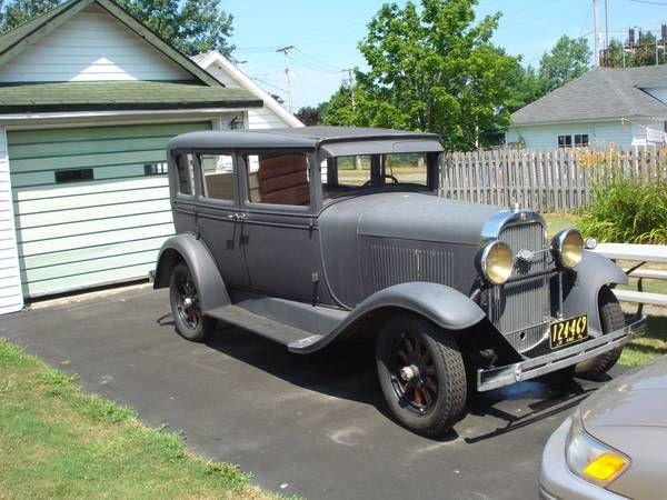 1929 Oldsmobile Super Six