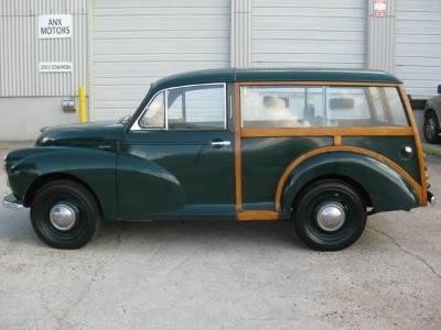 1956 Morris Minor Traveller