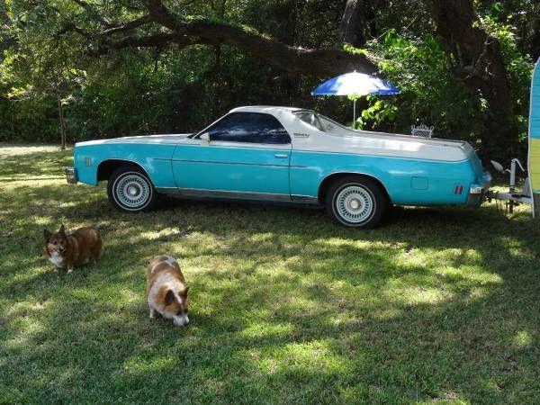 1976 GMC Sprint