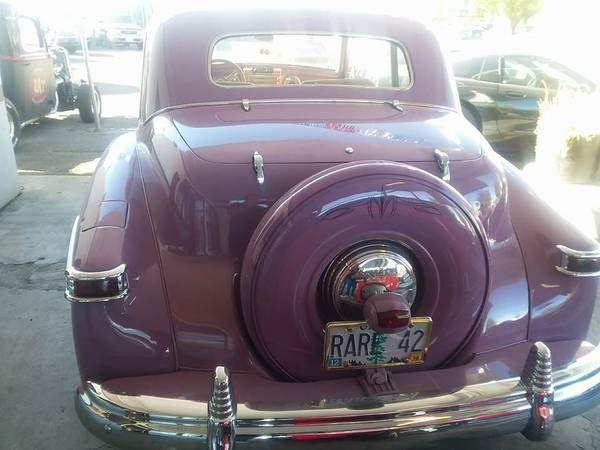 1942 Lincoln Continental 5