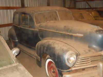 1947 Hudson Sedan