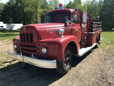 1962 International Fire Truck
