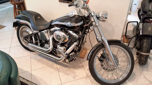 2003 Harley Davidson Anniversary Duece