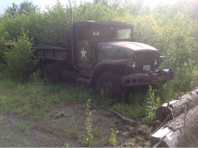 1950 Military Army Carrier