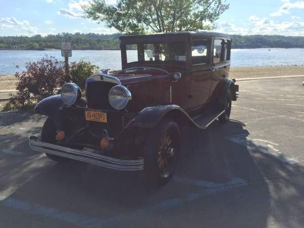 1929 Chrysler 65