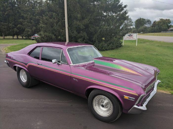 1970 Chevrolet Nova Pro Street
