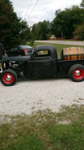 1946 Chevrolet Hot Rod Pickup