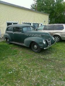 1939 Hudson Model 92