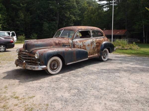 1949 Pontiac Siver Streak